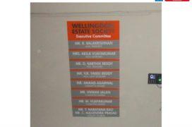 Acrylic Directory Sign