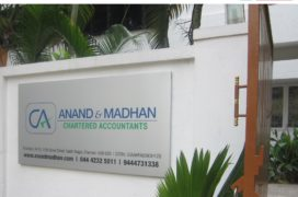 Anand & Madhan