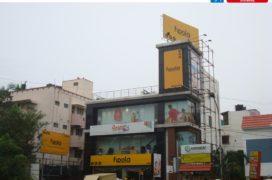 Backlit Sign, Fipola Anna Nagar