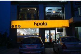 Backlit Sign, Fipola ECR