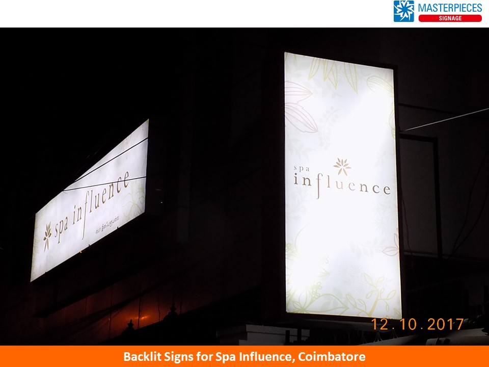 Flex Sign Board, Backlit Glow Sign Board Manufacturers