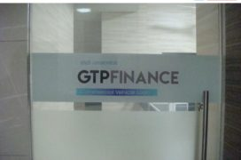 Digital Vinyl Sitcker - GTP Finance