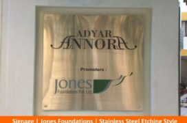 Jones Foundations