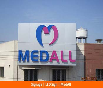 LED Sign, Medall