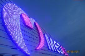 LED Sign, Medall - C
