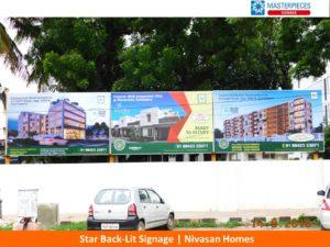 Backlit Signage For Builders