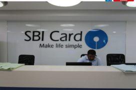 SBI Card Signage Chennai