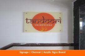 Signage, Acrylic Signs (4)