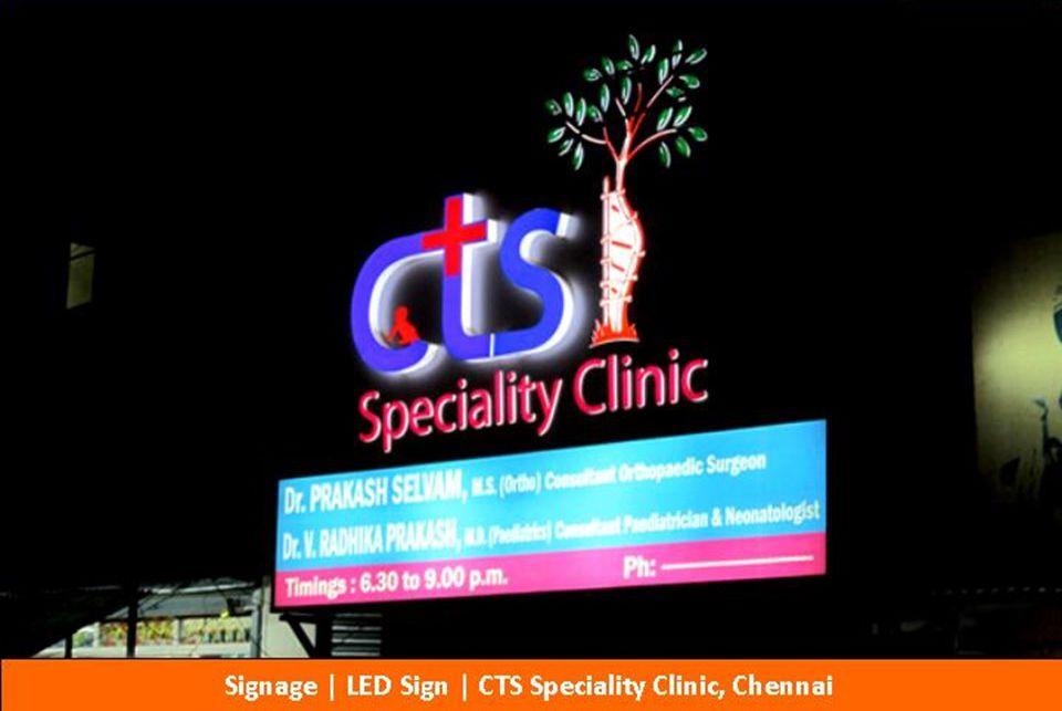 Led Sign Board Manufacturers Chennai Madurai Coimbatore