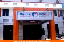Signage, Metal Sign, Medall Diagnostics