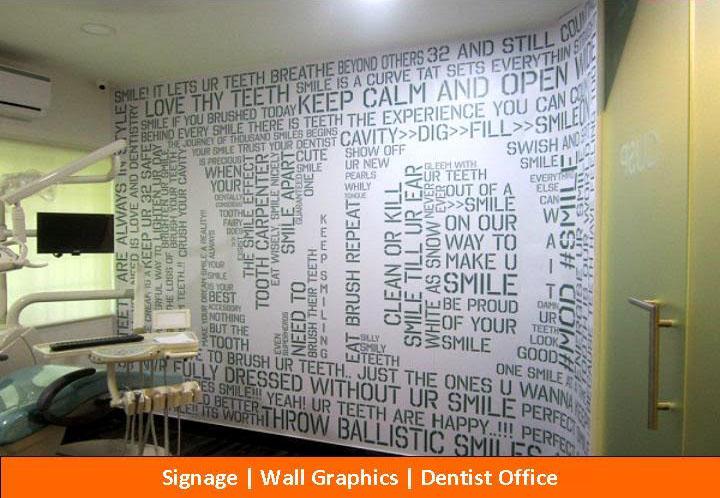 Vinyl Wall Graphics Advertising Company Wall Graphics