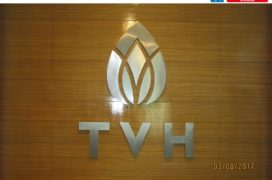 Stainless Steel Box Letters & Logo