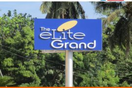 Unipole Sign for The Elite Grand