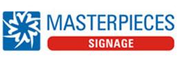 Masterpieces Signage