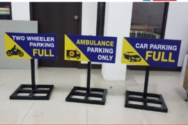 IG - Signage, Display Stands