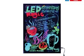 LED Glittering Writing Board